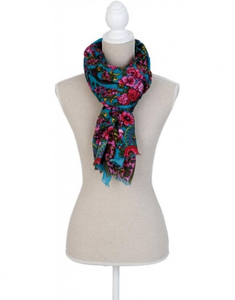 scarf SJ0568 Clayre Eef in the size 90x180 cm
