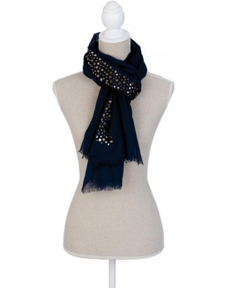 scarf SJ0598BL Clayre Eef in the size 90x180 cm