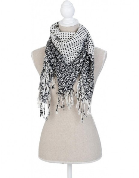 90x90 cm synthetic scarf SJ0688 Clayre Eef
