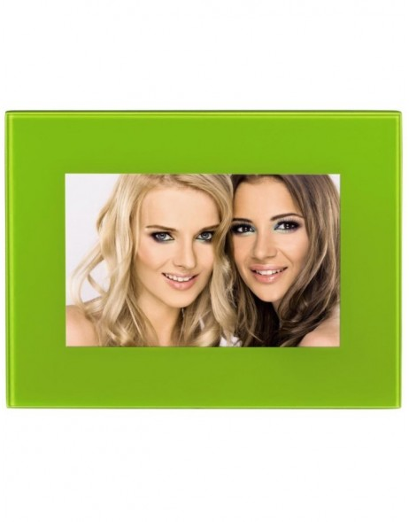 portrait frame ANCHORAGE 10x15 cm apple-green