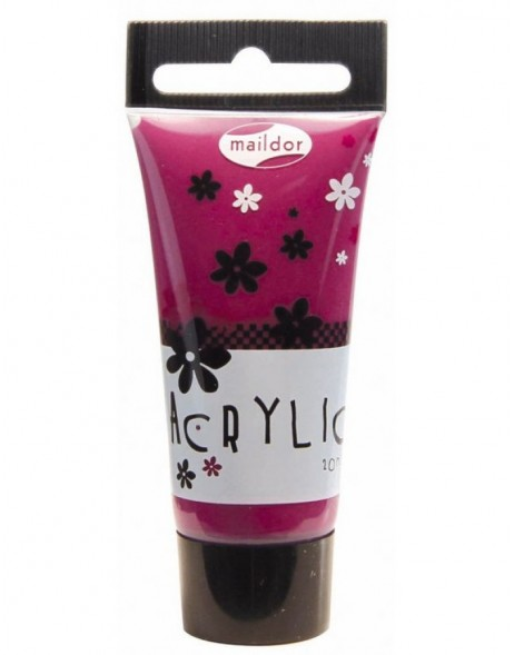 Acrylfarbe magenta 20 ml