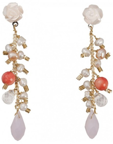 costume jewellery earrings - B0200111 Clayre Eef