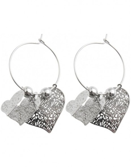 costume jewellery earrings - B0200263 Clayre Eef