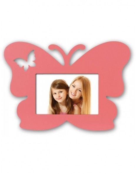 BUTTERFLY photo frame 10x15 cm