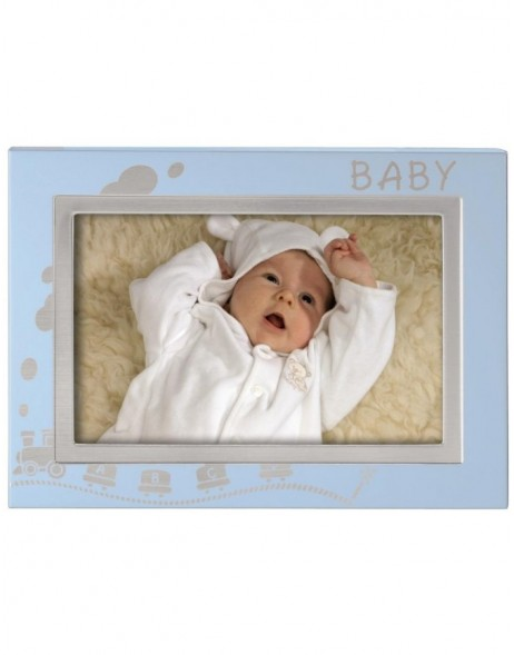 baby photo frame KEVIN 10x15 cm