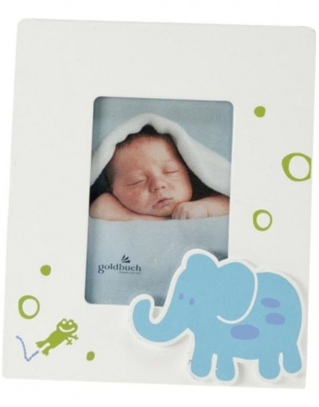baby photo frame ELEPHANT 5x8 cm