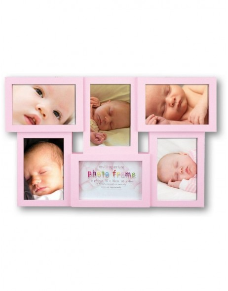 Baby Gallery 6 photos 10x15 cm pink
