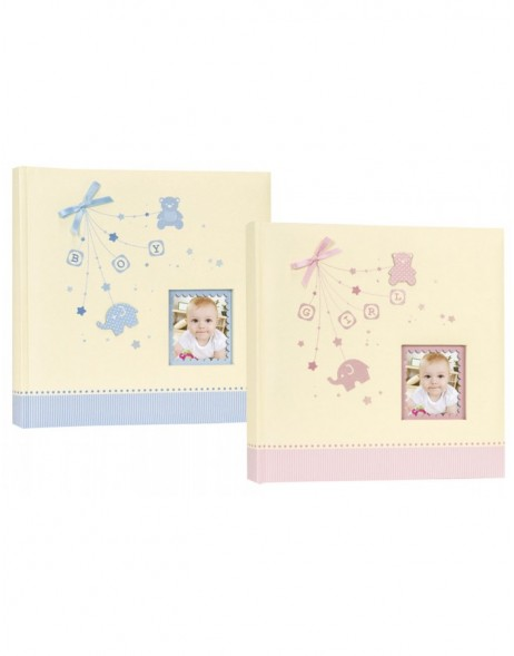 baby photo album ALISON for girls or boys