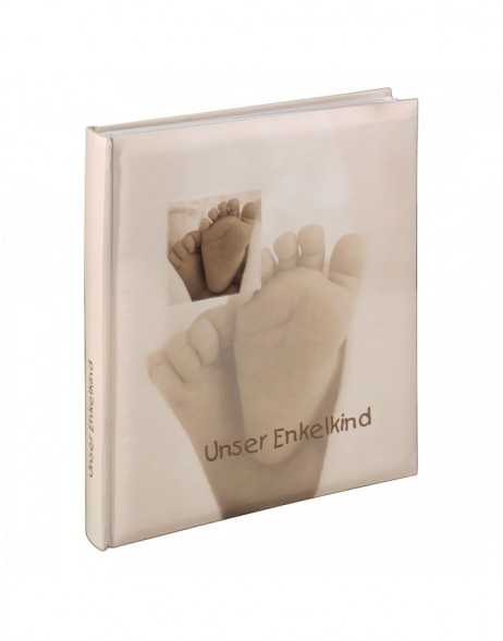 Baby Feel Grandchild Bookbound Album, 29x32 cm, 60 white pages