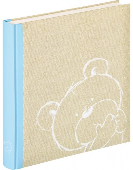 Baby Album Dreamtime, blue, 28x30,5 cm