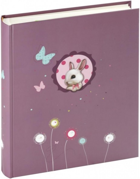 Baby Album Foxy purple 24 x 29 cm