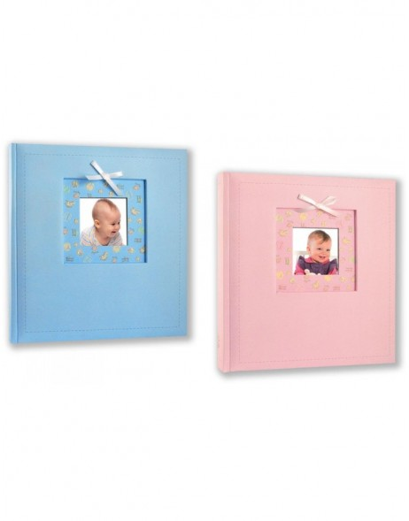 Baby slip-in album Coccole 200 photos 13x19 cm