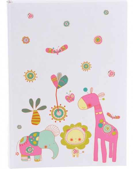 Baby slip-in album Paradise 300 photos 10x15 cm