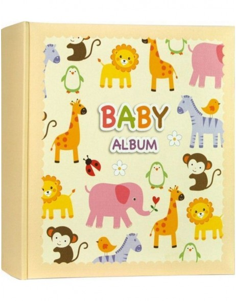 Baby slip-in album Peter 11x15 cm and 13x19 cm