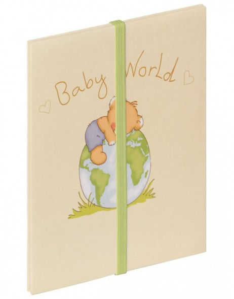 Babyleporello Baby World 10x15