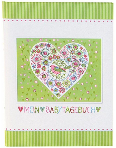 Babytagebuch Lovely Bird