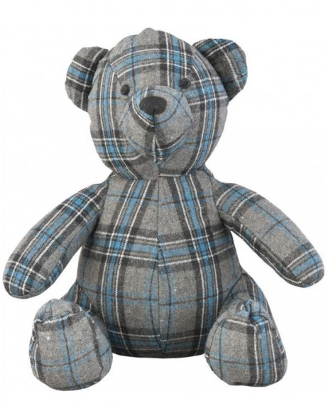 cotton door stopper BEAR 30 cm