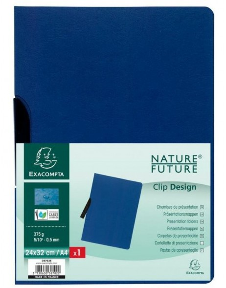 application folder 2-part - blue