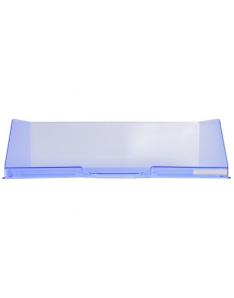 Letter tray MAXI-COMBO transversely Classic ice blue / transparent