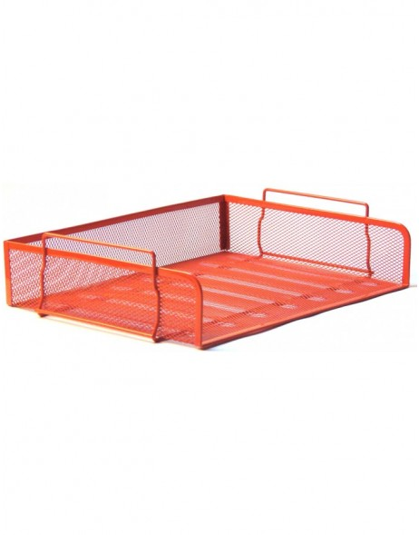 letter tray by officional orange