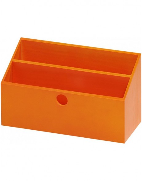 Briefbox MONTPELLIER in orange