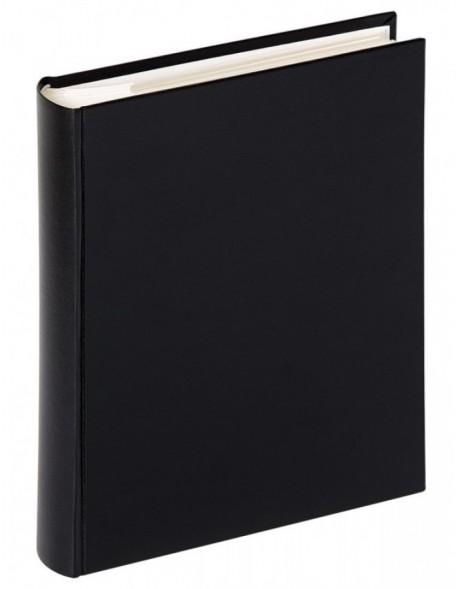 CHARM slip-in photo album 200 photos 11,5 x 15,5 cm black