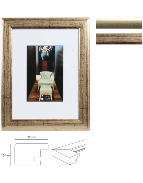 Chesterfield wooden frame