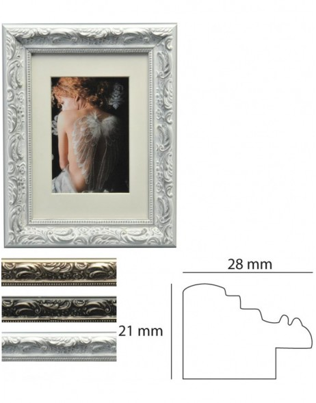 Chic Baroque frame