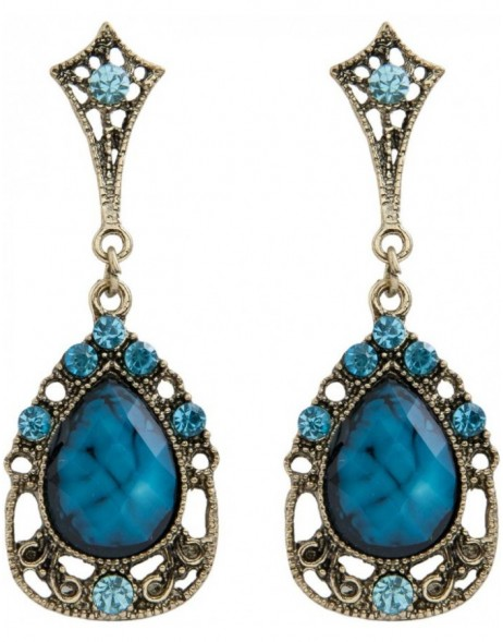 B0200302 Clayre Eef - costume jewellery earrings