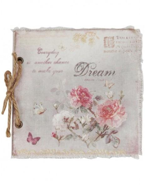 Bfm003 Clayre Eef Notizbuch Dream Mit Papiereinband