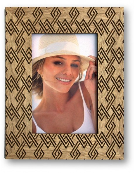 Cliff wooden photo frame 10x15 cm, 13x18 cm, 15x20 cm and 20x25 cm