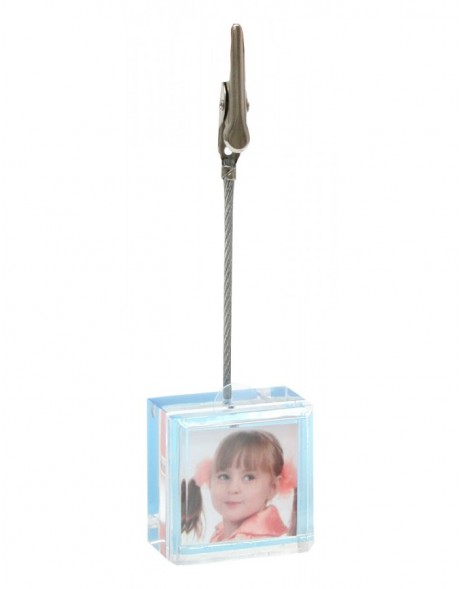 photo clip Kubus with photo cube