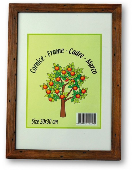 Corsica Wood Picture Frame