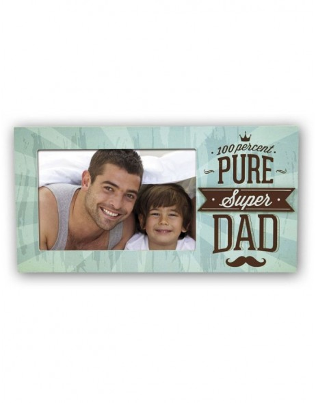 DAD picture frame for 1 photo 10x15 cm