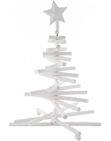 deco tree white - 6H1020 Clayre Eef