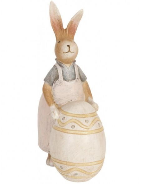 deco rabbit nature - 62700 Clayre Eef
