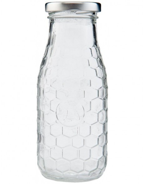 decorative bottle 6GL1526 - Ø 6x15 cm