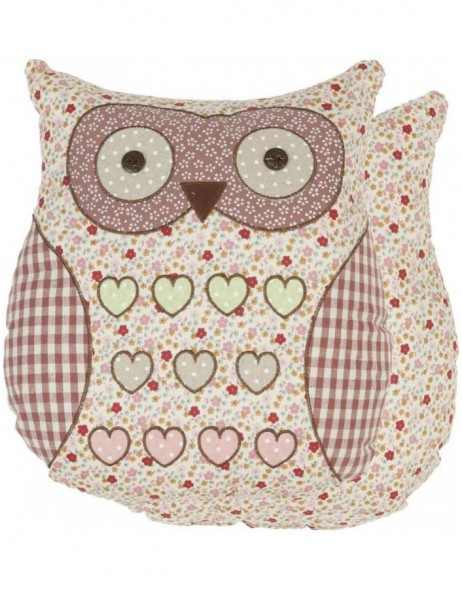 pillow - KG004.006 Clayre Eef - Eule I