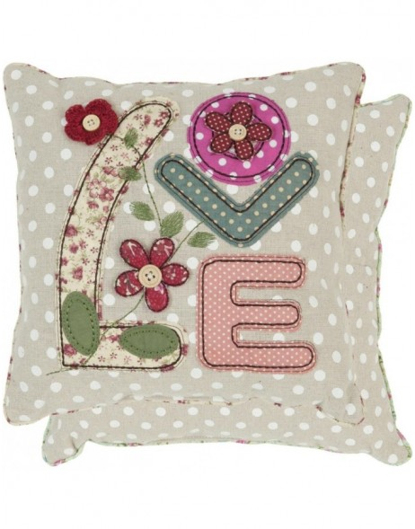 pillow - KG001.003 Clayre Eef - Love