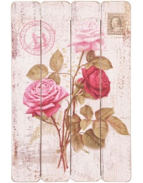 decoration 40x60 cm picture ROSE