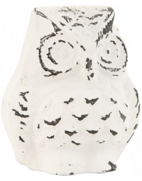 decoration owl 62565S Clayre Eef