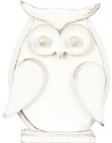 decoration owl 6H0754SN Clayre Eef