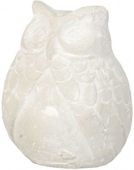 decoration owl 6TE0048 Clayre Eef