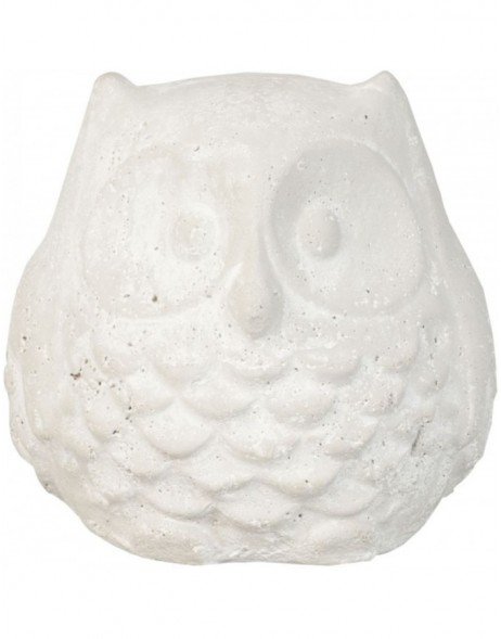 decoration owl 6TE0049 Clayre Eef