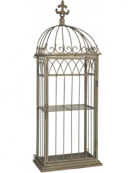 5Y0125 Clayre Eef decoration birdcage