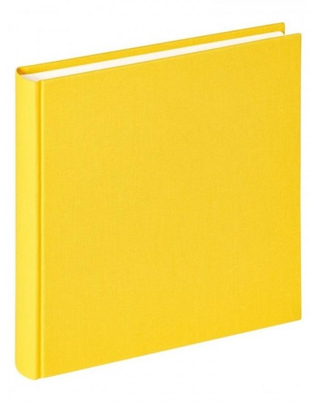 photo album Avana 26x25 cm yellow