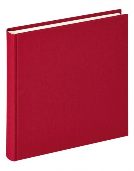 photo album Avana 26x25 cm wine-red