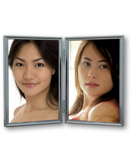 Double frame Klara 2 photos 7x10 cm, 10x15 cm, 13x18 cm