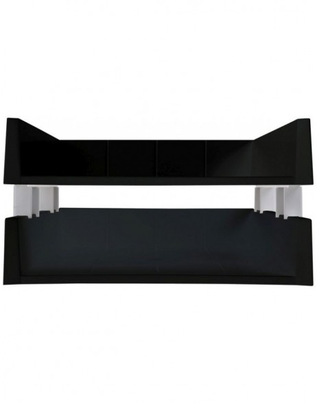 EXARAY letter trays Set Exactive black / silver