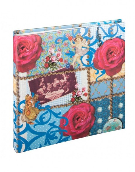 Slip-in album Amelie 200 photos 4x6 blue